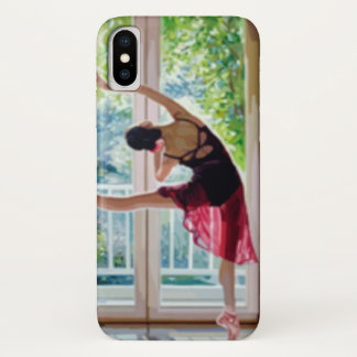 Ballet_Ballerina iPhone X Case