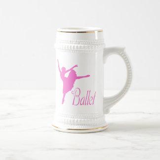 Ballet Beer Stein