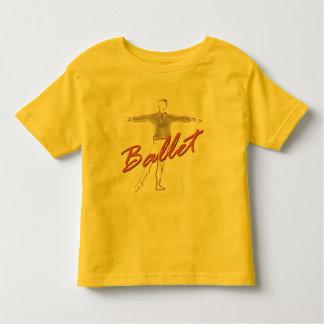 Ballet Boy Gifts for Dancers Toddler T-shirt