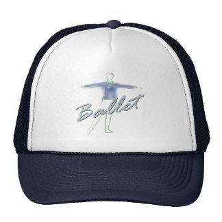 Ballet Boy Gifts for Dancers Trucker Hat