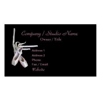 'Ballet' Business Card