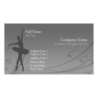 Ballet Business Card