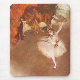 Ballet by Degas Mouse Pad
