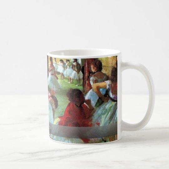 Ballet By Edgar Degas Coffee Mug