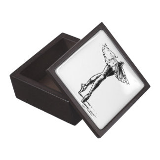 Ballet Cajas De Recuerdo De Calidad