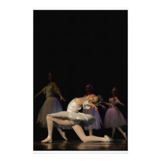 Ballet Card Stationery
