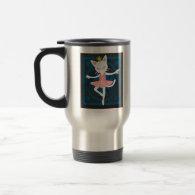 Ballet Cat Mug