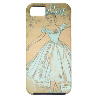 Ballet Cell Phone Cover iPhone 5 Cover