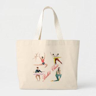Ballet Class Tote Bag