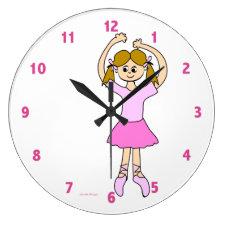 Ballet Clock