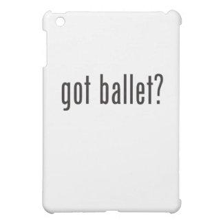 ¿ballet conseguido?