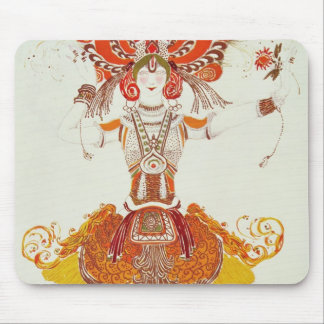 Ballet Costume for 'The Firebird', by Stravinsky Mouse Pad