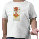 Ballet Costume for 'The Firebird', by Stravinsky T-shirts