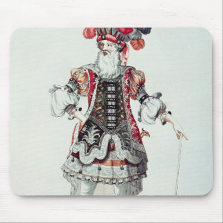 Ballet Costume Mouse Pad