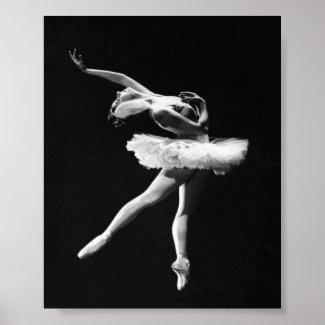 Ballet Cuba Print by Balletomane