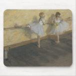 Ballet Dance Ballerina, Degas Mousepad
