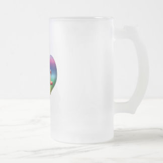 Ballet Dance Gifts Galore! Frosted Glass Beer Mug