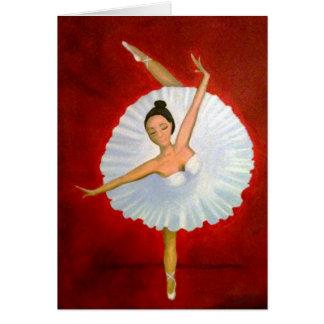 Ballet dance Linda Card