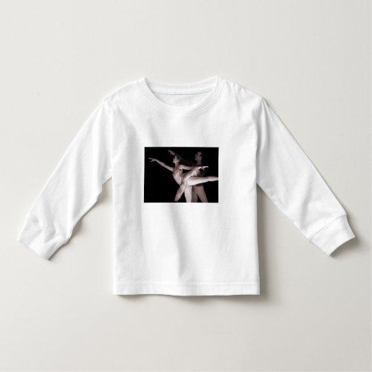 Ballet - Dance Partners 2 - Red Toddler T-shirt