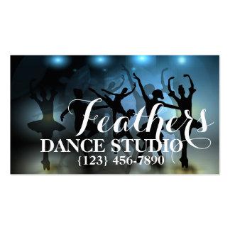 Ballet Dance Studio Business Card