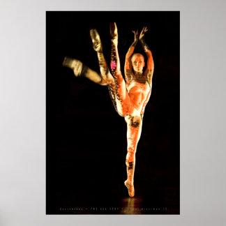 Ballet Dancer-4634XLG Print