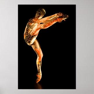 Ballet Dancer-4639 Poster