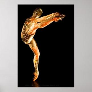 Ballet Dancer-4639aXLG Posters