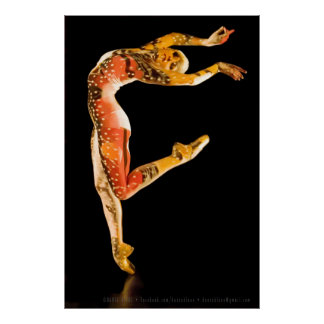 Ballet Dancer-4655XLG Posters