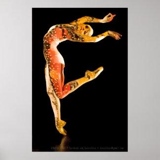 Ballet Dancer-4655XLG Print