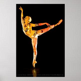 Ballet Dancer-4665XLG Impresiones