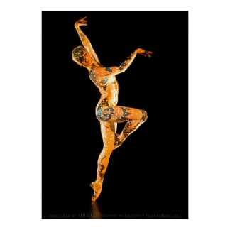 Ballet Dancer-4682XLG Posters
