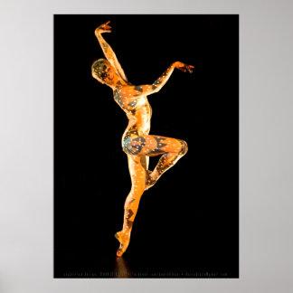 Ballet Dancer-4682XLG Print