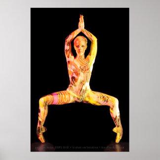 Ballet Dancer-4790XLG Poster