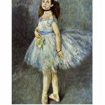 Ballet Dancer By Pierre-Auguste Renoir Cut Out