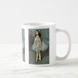 Ballet Dancer By Pierre-Auguste Renoir Classic White Coffee Mug