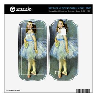 Ballet Dancer by Pierre Renoir Samsung Continuum Decals