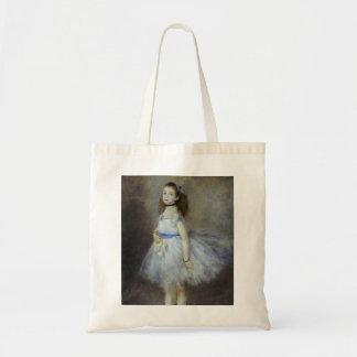 Ballet Dancer by Pierre Renoir, Vintage Fine Art Tote Bag