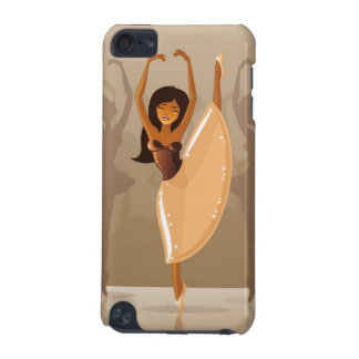 Ballet Dancer Case iPod Touch (5th Generation) Cover