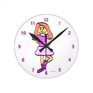 ballet clocks
