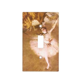Ballet Dancer Degas Star Impressionist Painting Light Switch Cover