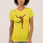 Ballet Dancer Gesturing Tees