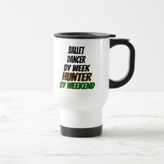 Ballet Dancer Hunter Mug