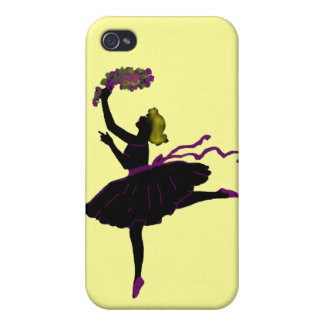 Ballet Dancer  iPhone 4 Cases