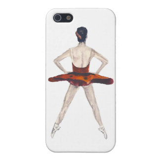ballet dancer iPhone 5 cover