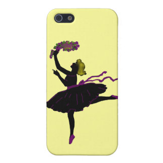 Ballet Dancer iPhone case 4g