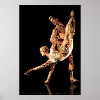 Ballet Dancers-4464XLG Poster