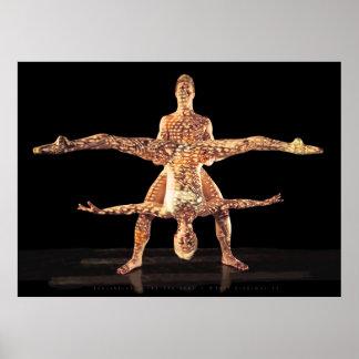 Ballet Dancers-4495aXLG Print