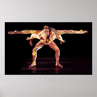 Ballet Dancers-453aXLG Print