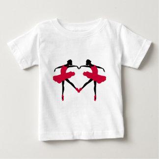 Ballet Dancers Baby T-Shirt