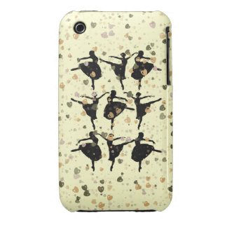 BALLET DANCERS iPhone 3 COVER